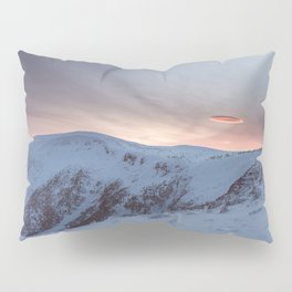 The truth is out there - Landscape and Nature Photography Pillow Sham