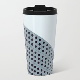 Echo grid Travel Mug