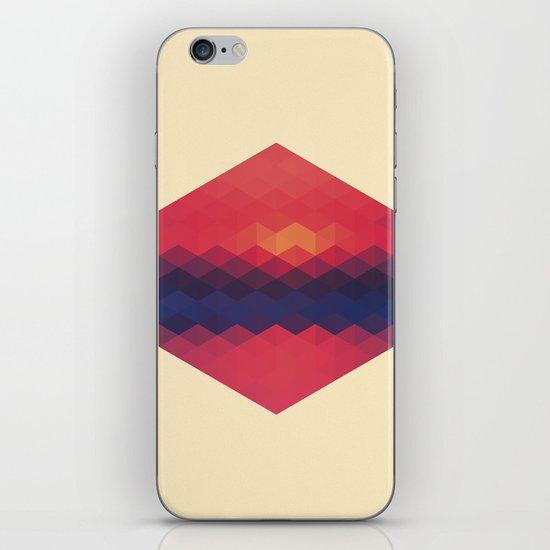Exagon V.1 iPhone & iPod Skin