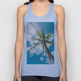 Best Summer Ever - Tropical Palm Trees Unisex Tank Top