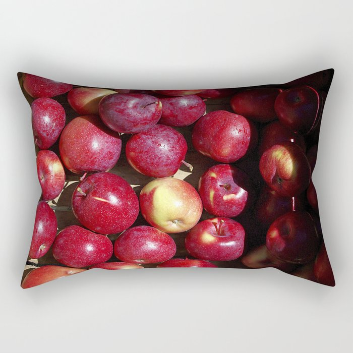 Apple Harvest! Rectangular Pillow