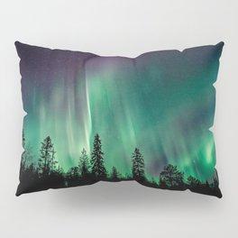 Aurora Borealis (Heavenly Northern Lights) Pillow Sham