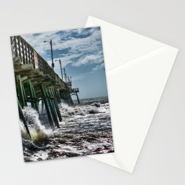 Bogue Inlet Pier Stationery Cards