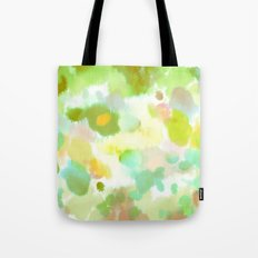 Ink Mix Pastel Tote Bag