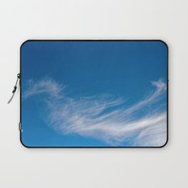 Seahorse cloud formation Laptop Sleeve