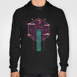 The Tower Azure Hoody