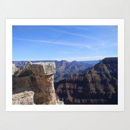 Grand Canyon Art Print