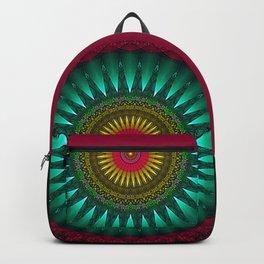 Gothic Mandala Backpack