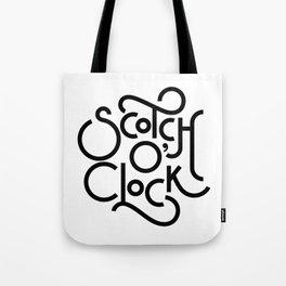 Scotch O' Clock Tote Bag