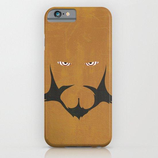 Minimalist Lordgenome iPhone & iPod Case