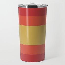 Retro 70's Travel Mug