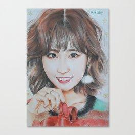 Kpop Twice Momo Canvas Print