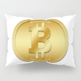Bitcion Logic Pillow Sham