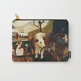 Edward Hicks - The Peaceable Kingdom Carry-All Pouch