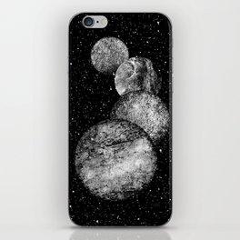 Many Moons iPhone Skin
