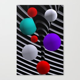 opart dreams -21- Canvas Print