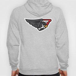 Downtown Falcons Logo Hoody