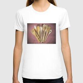 Kitchen utensil T-shirt