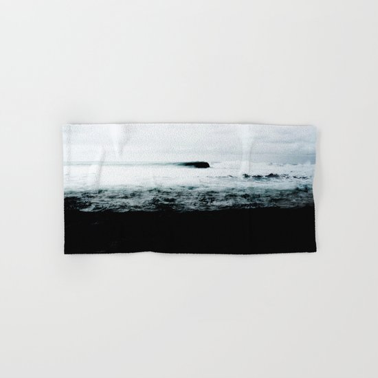 Dark Water Hand & Bath Towel