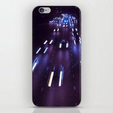 (purp)xSTREETZ(2) iPhone Skin