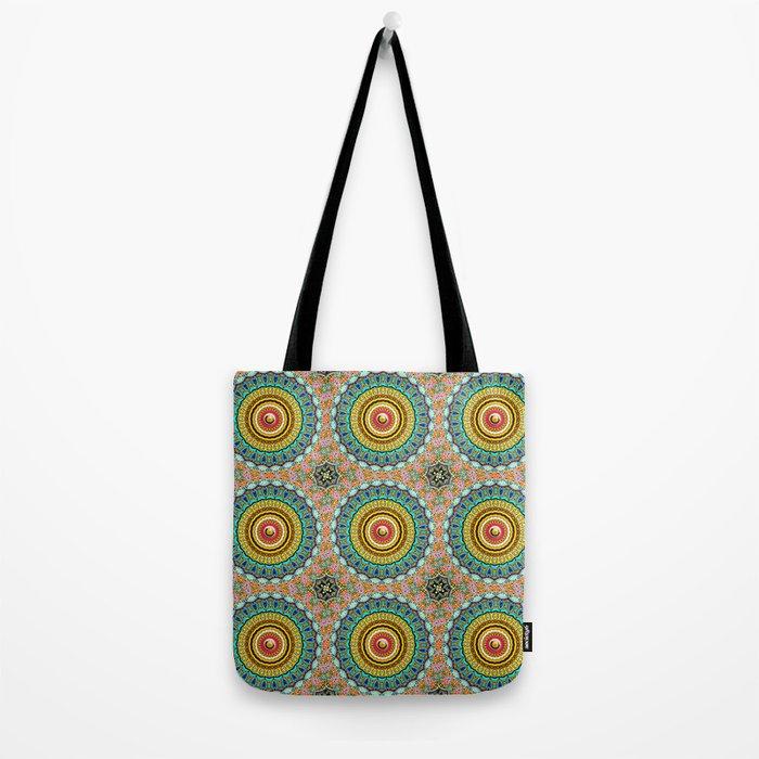 Panoply Pattern Tote Bag