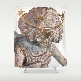 Dreamland Faerie (Lens Flair) Shower Curtain