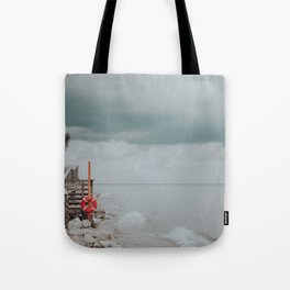 Perfect Storm Tote Bag
