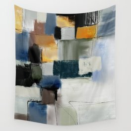 Psychological boundary Wall Tapestry