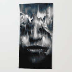 Blind Fate Beach Towel