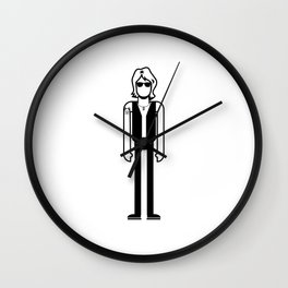 Bon Jovi Wall Clock