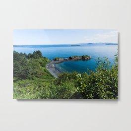 Kodiak View pt.4 Metal Print