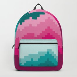 Colour Bleed Backpack