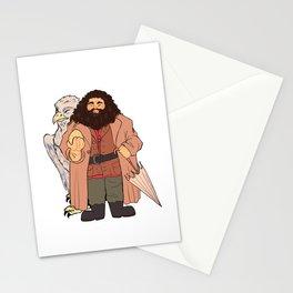 Hagrid and Buckbeak Stationery Cards