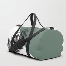 Palm leaf Duffle Bag