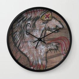 Agony Wall Clock