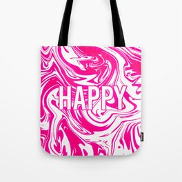 "ABSTRACT LIQUIDS LIII ""53"" Tote Bag"