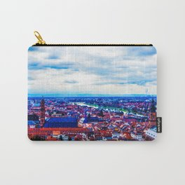 Overlooking Heidelberg Carry-All Pouch