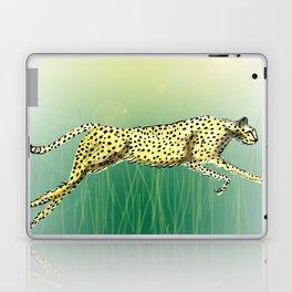 Free Cheetah Laptop & iPad Skin