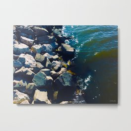 """Water"" Metal Print"