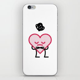 It's complicated. iPhone Skin