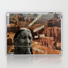 The Difference Between Unconsciousness And Ideas Laptop & iPad Skin