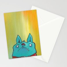 Puggy Stationery Cards