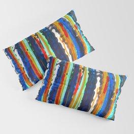 Tribal Stripes  Pillow Sham