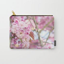 Kanzan Cherry Carry-All Pouch