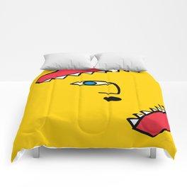 Frightening Comforters