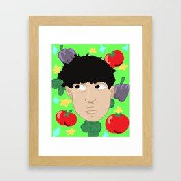 MOB MOB! Framed Art Print