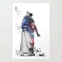 Stirring the Cosmos Art Print