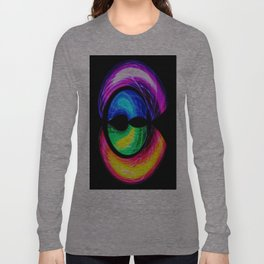 Abstract Perfection 18 Long Sleeve T-shirt