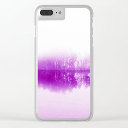 Into the wild #13 Clear iPhone Case