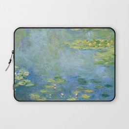 Water Lilies 1906 by Claude Monet Laptop Sleeve